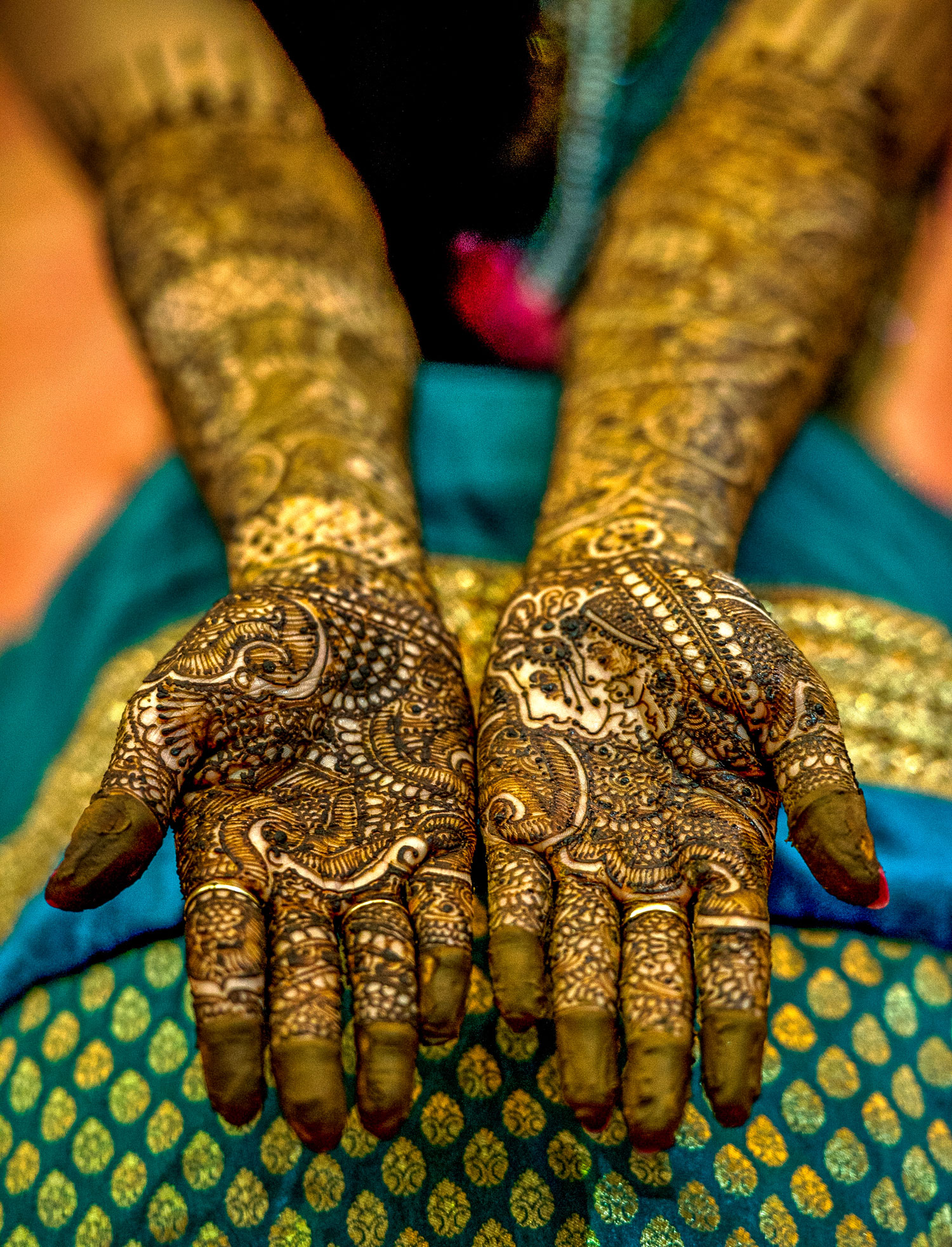 Information about Indian Mehndi Art Henna Tattoo Bridal Mehendi Photos