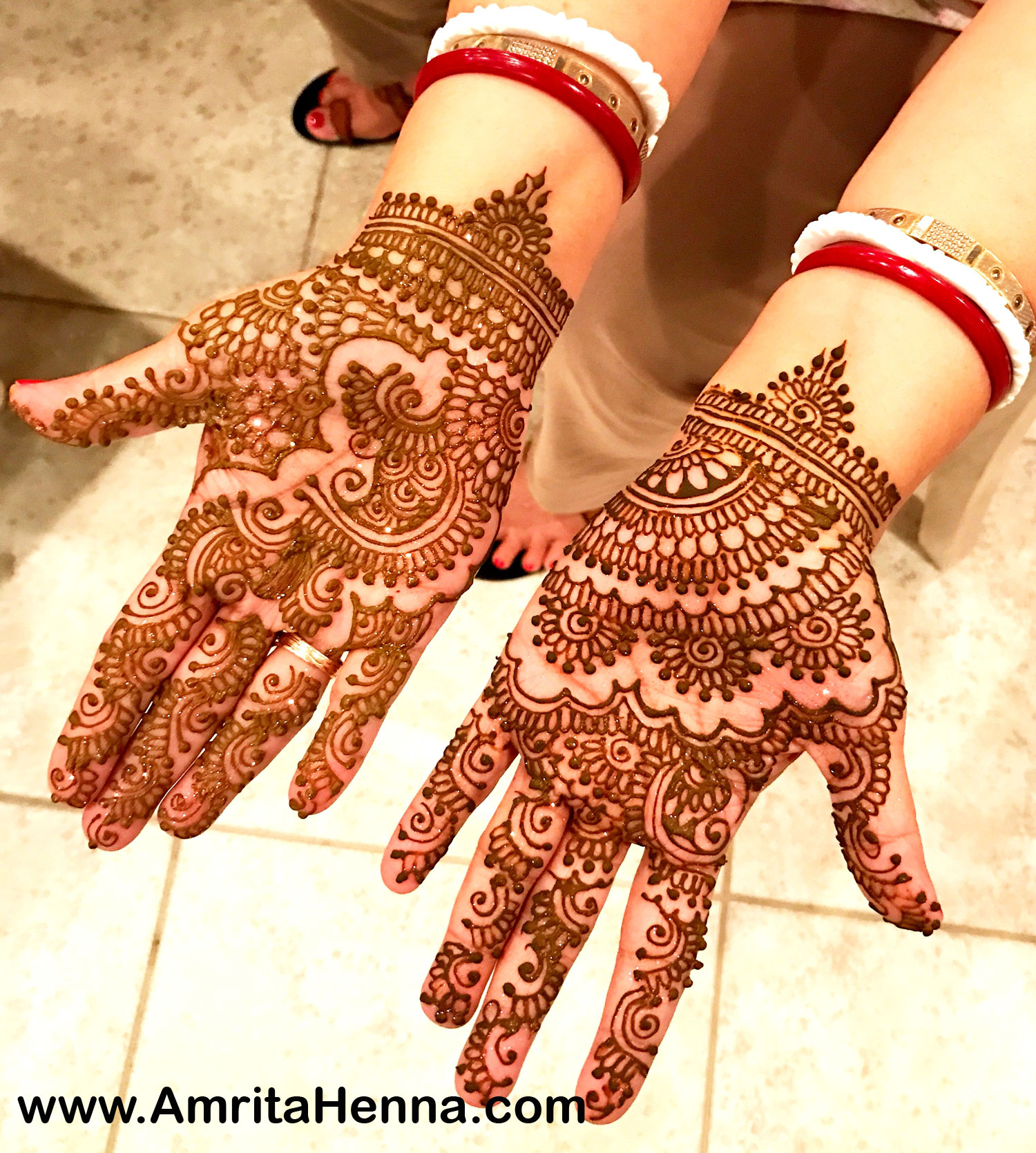 Top 10 Henna Designs For Your Engagement Ceremony Henna Tattoo