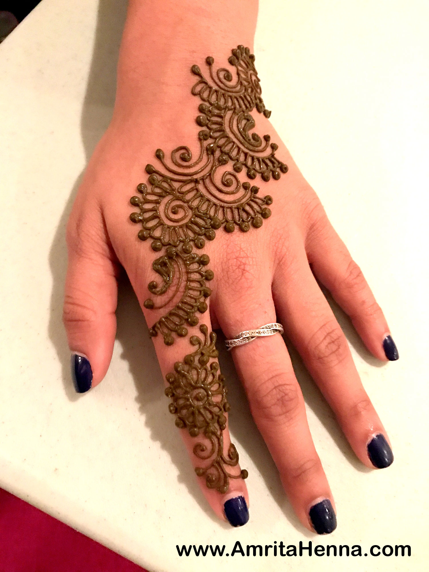 Top 5 Simple And Easy Henna Designs For Beginners Henna Tattoo