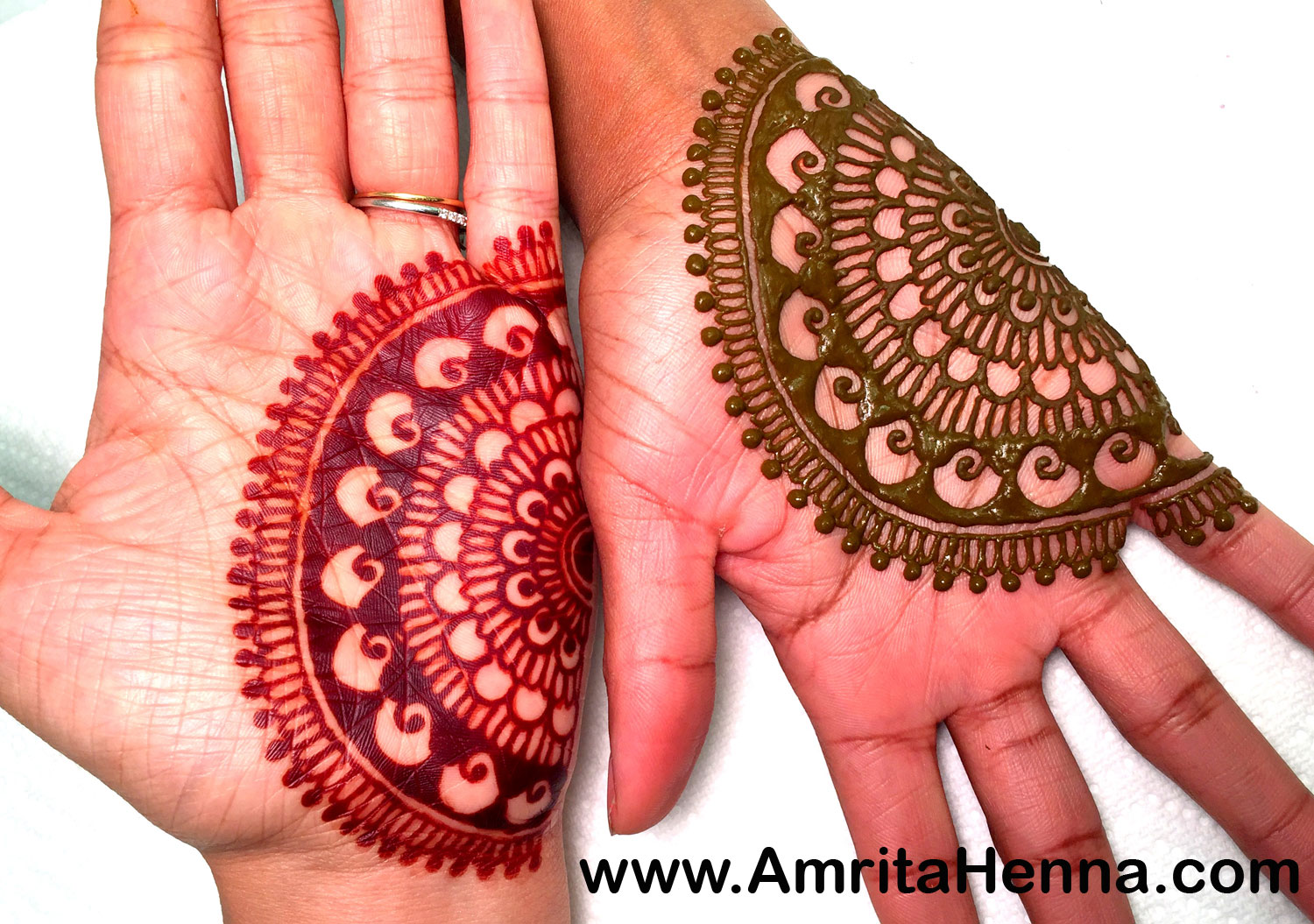pics Circle mehndi designs – RoundMandala henna designs for hands