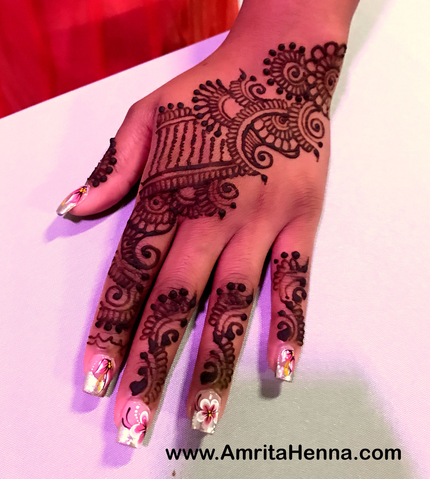 Top 10 Henna Designs for Bridesmaids - 10 Best Mehndi Designs for the Bridesmaids - Top 10 Traditional Mehendi Henna Designs for the Bridesmaids - Most Popular Henna Designs for the Bridesmaids in an Indian Wedding - Top 10 Full Hand Mehandi Designs for the Bridesmaids - Top 10 Henna Mehndi Designs if you are the Bridesmaid in your Best Friend's Wedding - Top 10 Bridesmaids Mehendi Henna Designs for your Sister's Wedding