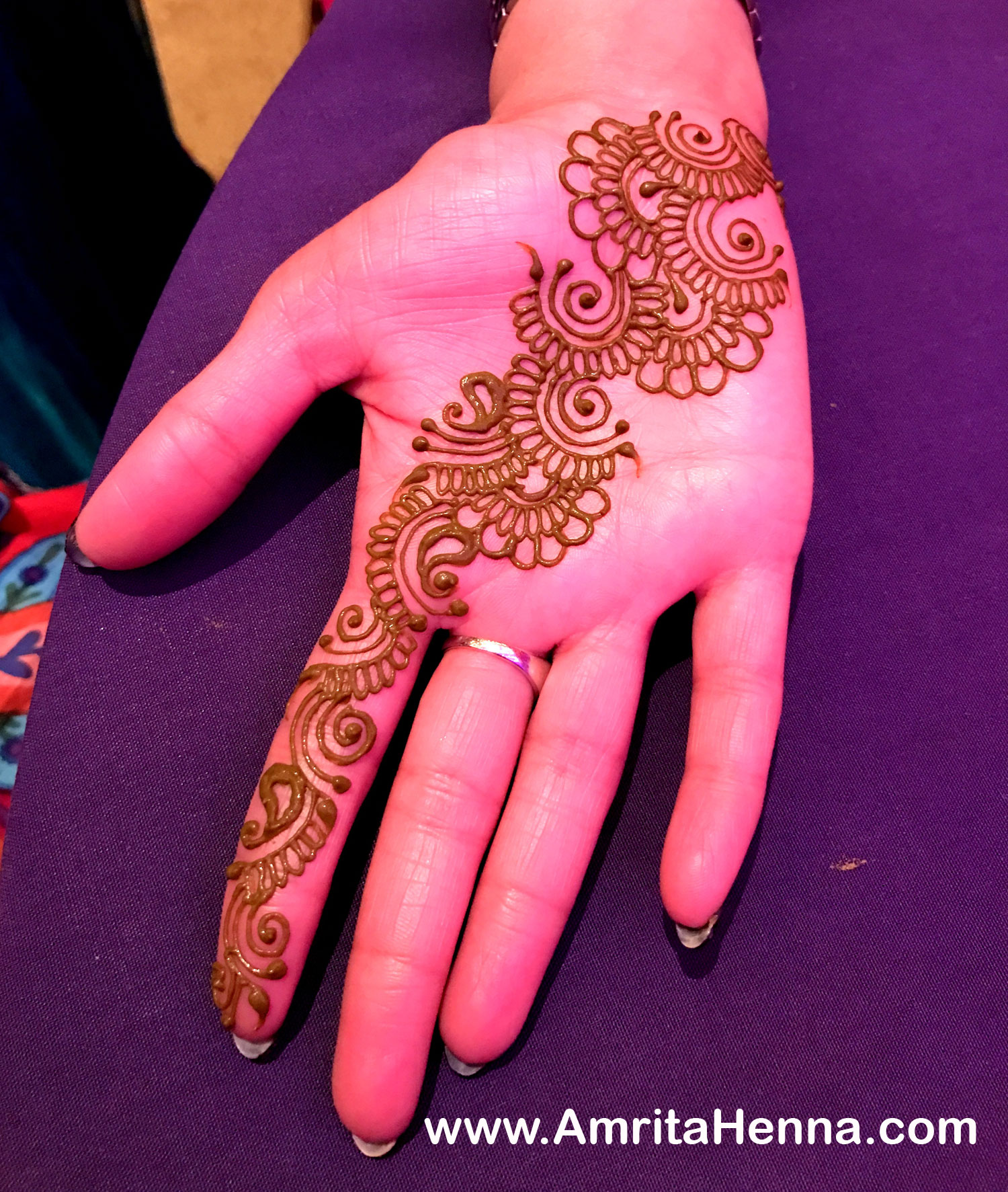 Mehndi Party Games : Top henna designs for a party tattoo