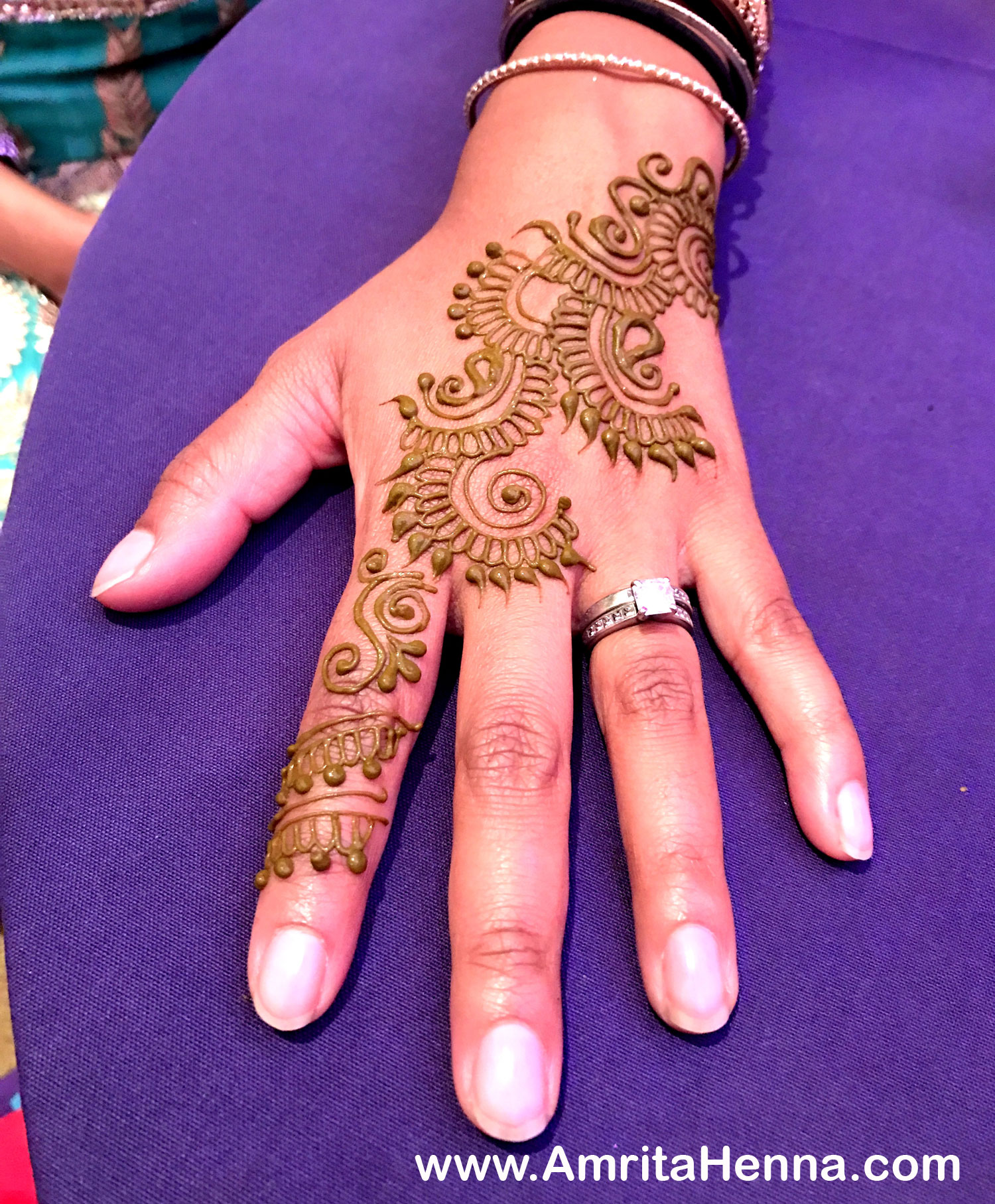 Beautiful Party Mehndi Designs : Top henna designs for a party tattoo
