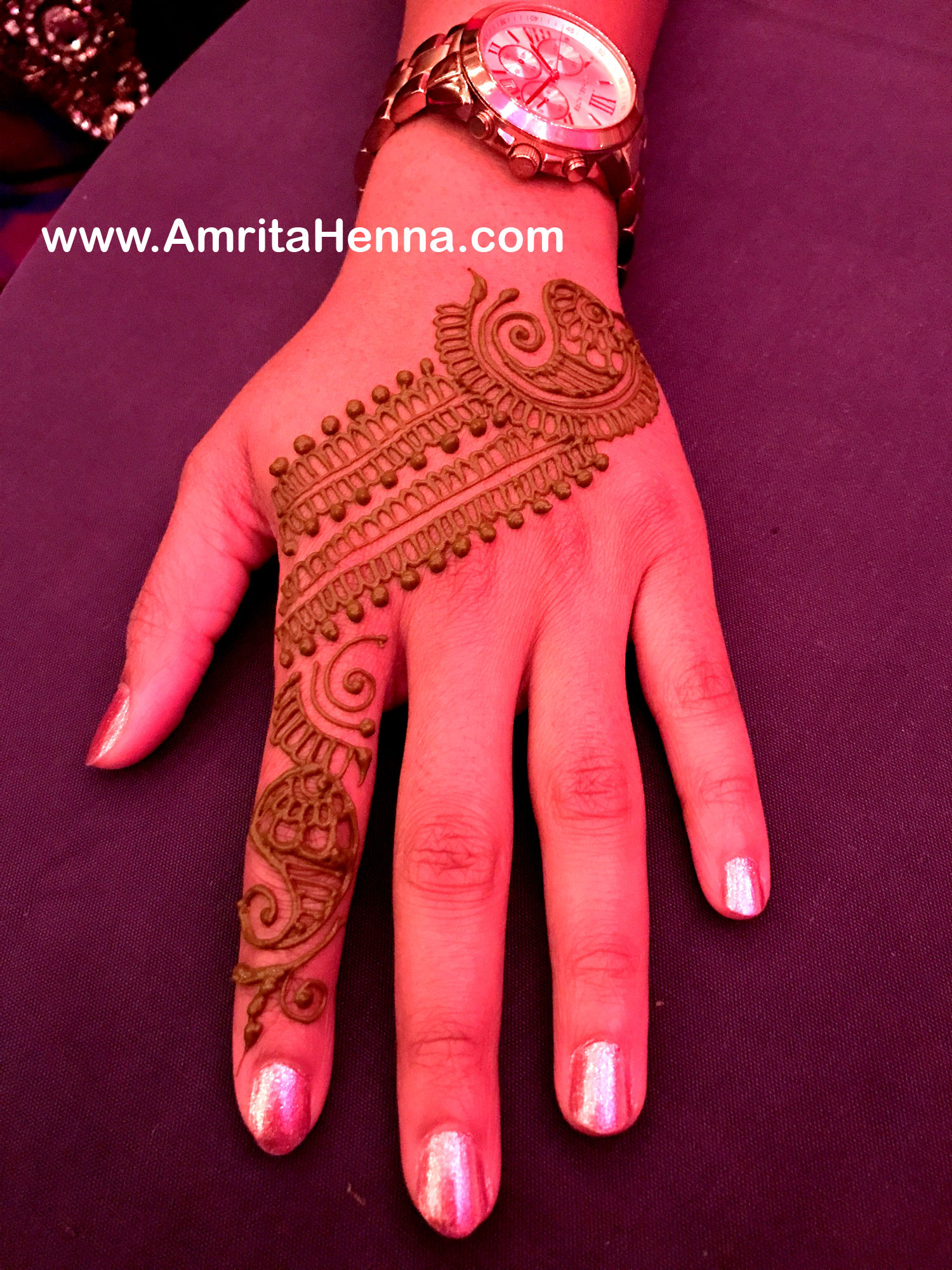 Mehndi Party : Top henna designs for a party tattoo