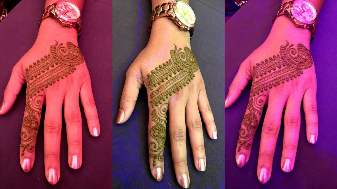 Sweet 16 Party Henna Designs Archives Henna Tattoo Mehndi Art By