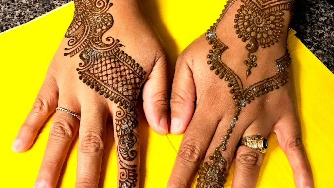 Mehndi For Shrimant : Top henna designs for your baby shower tattoo mehndi