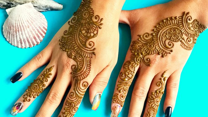 Full Hand Mehendi Designs For Brides Sisters Archives Henna Tattoo