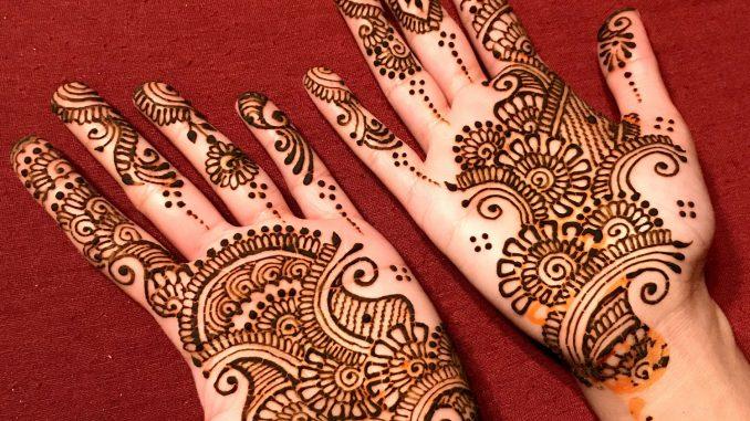 Mehndi Henna Games : Mehndi henna tattoo art by amrita indian