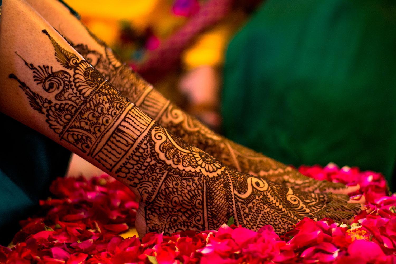 Mehndi Designs For Feet Bridal : Top latest bridal feet henna designs tattoo mehndi art