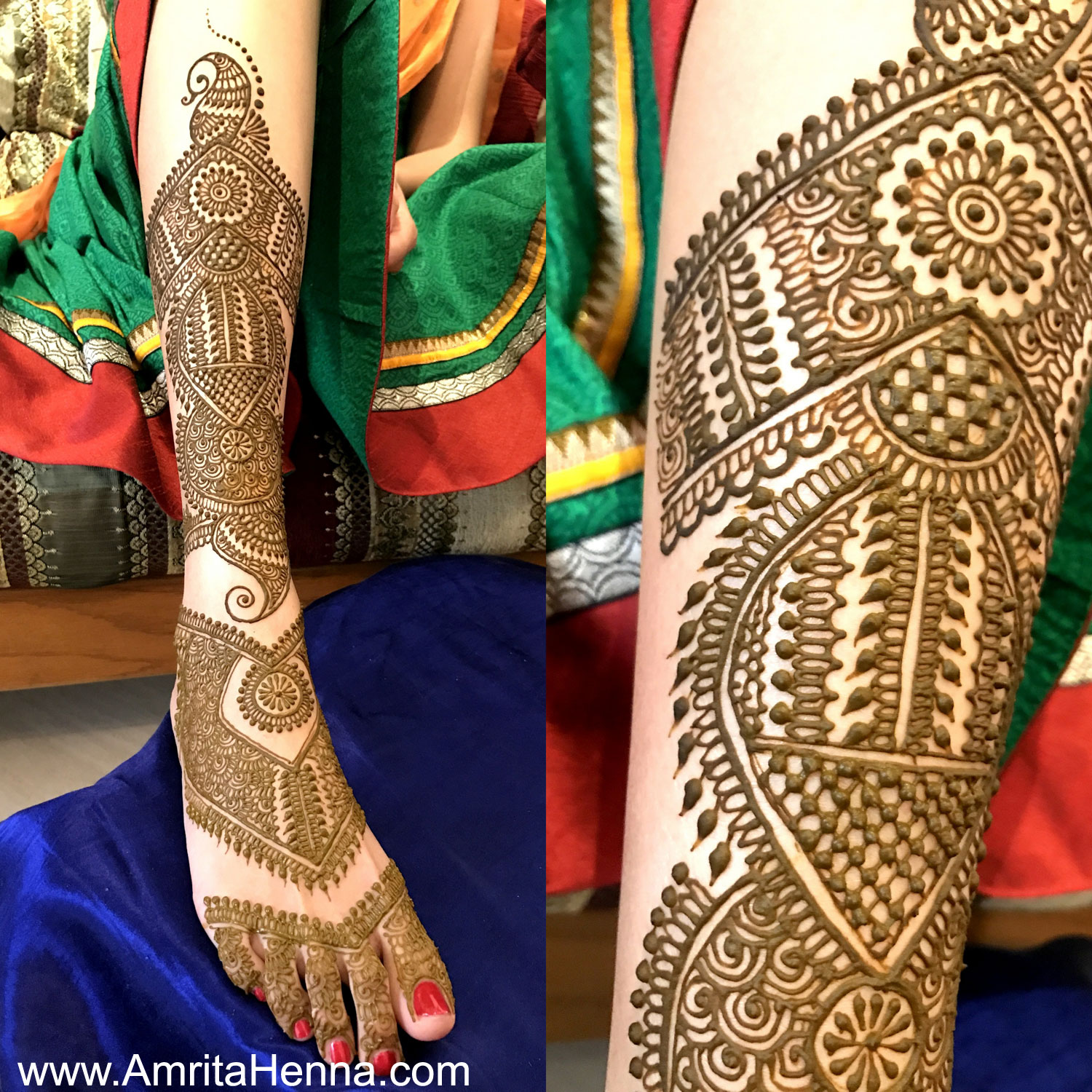 Indian Bridal Henna Designs: TOP 10 LATEST BRIDAL FEET HENNA DESIGNS