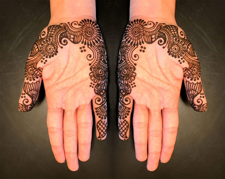 Top 10 most unique henna designs henna tattoo mehndi art for Top 10 designs