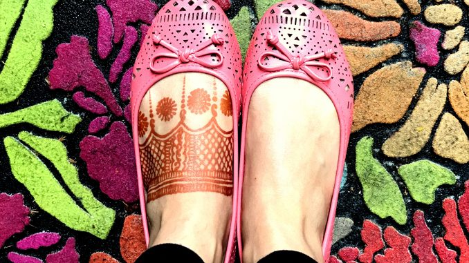 Mehndi For Foot : Top 5 easy and quick feet henna designs for beginners tattoo