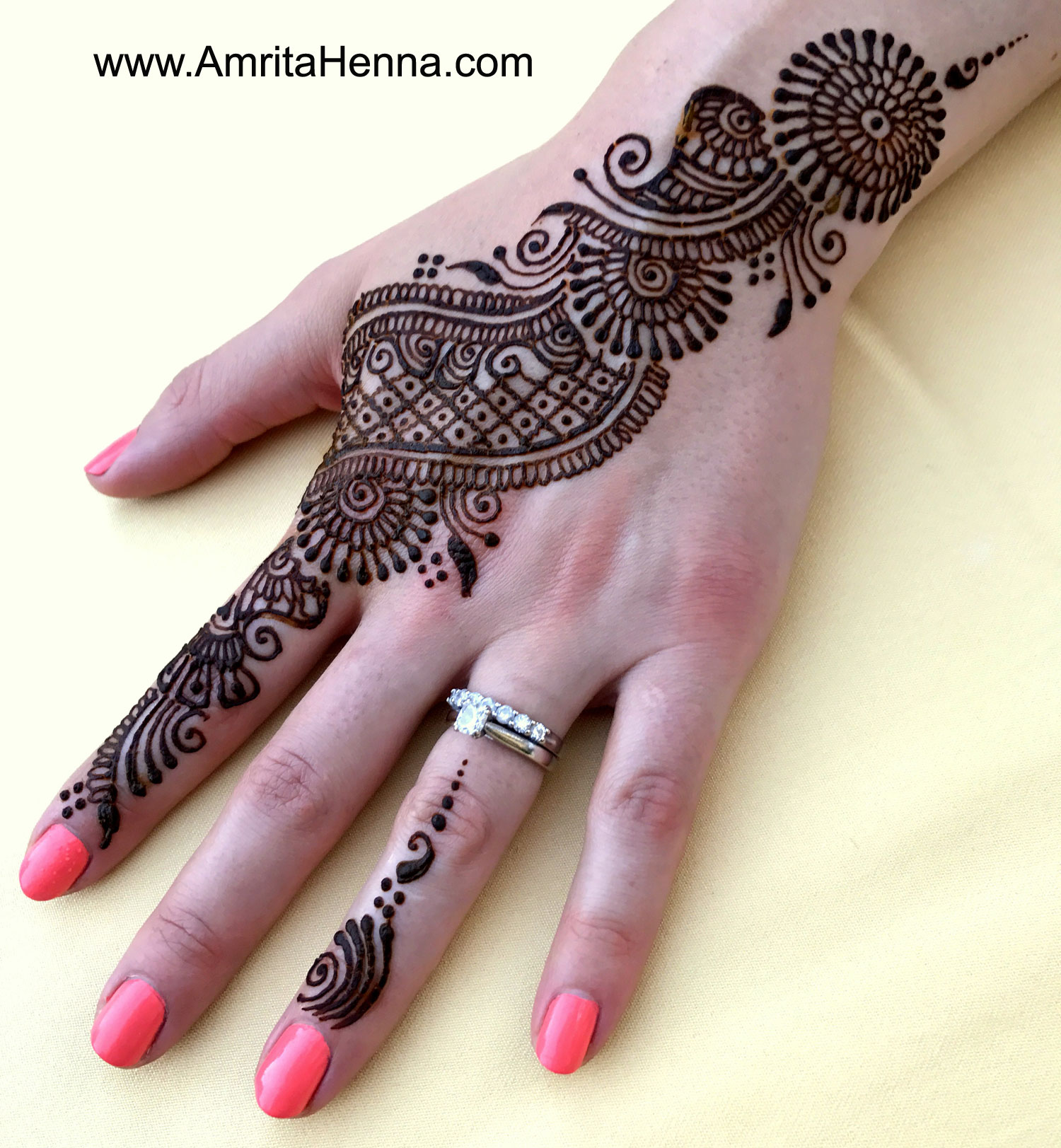 Top 10 Best Henna Designs For A Girls Party Henna Tattoo Mehndi