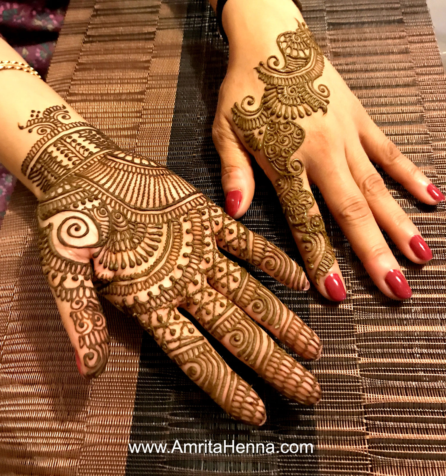 Mehndi Patterns Diwali : Best mehendi design for diwali makedes