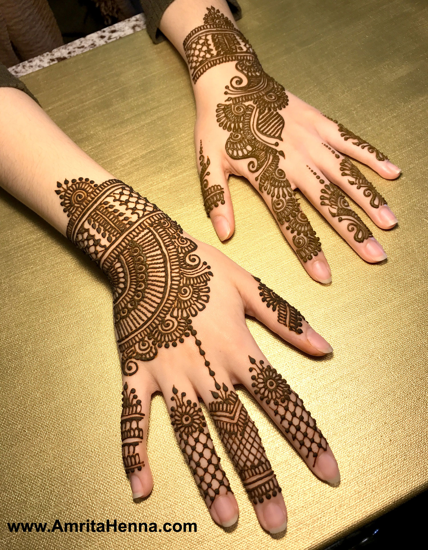 Top 10 Must Try Henna Designs For Your Sister S Wedding Henna