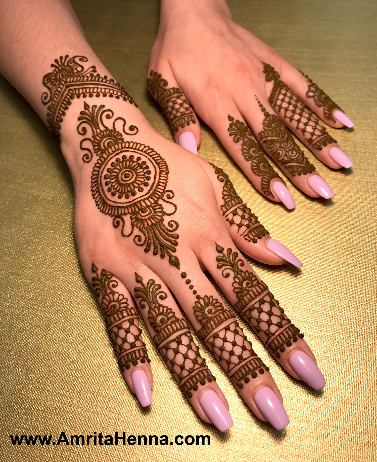 Amazing Mehndi Party Ideas : Top must try henna designs for your sister s wedding