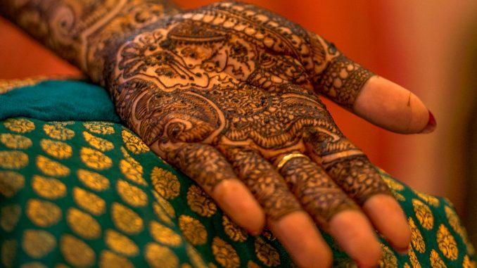 Rajasthani Bridal Mehndi Designs For Full Hands Archives Henna