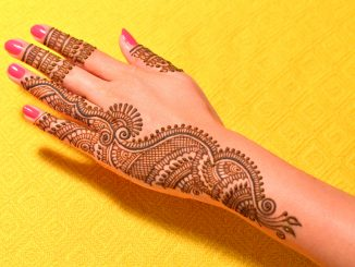 Latest Mehndi Design : Top 10 traditional henna mehndi designs for karva chauth
