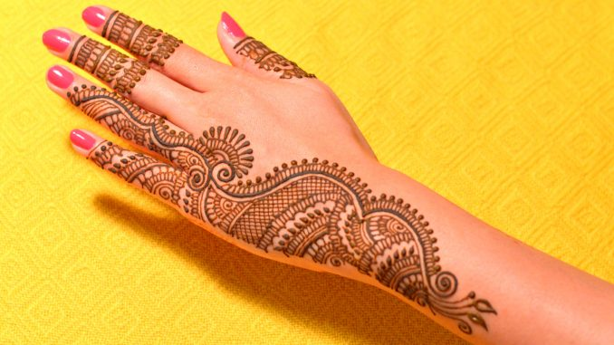 Mehndi For Teej : Henna tattoo mehndi art by amrita professional