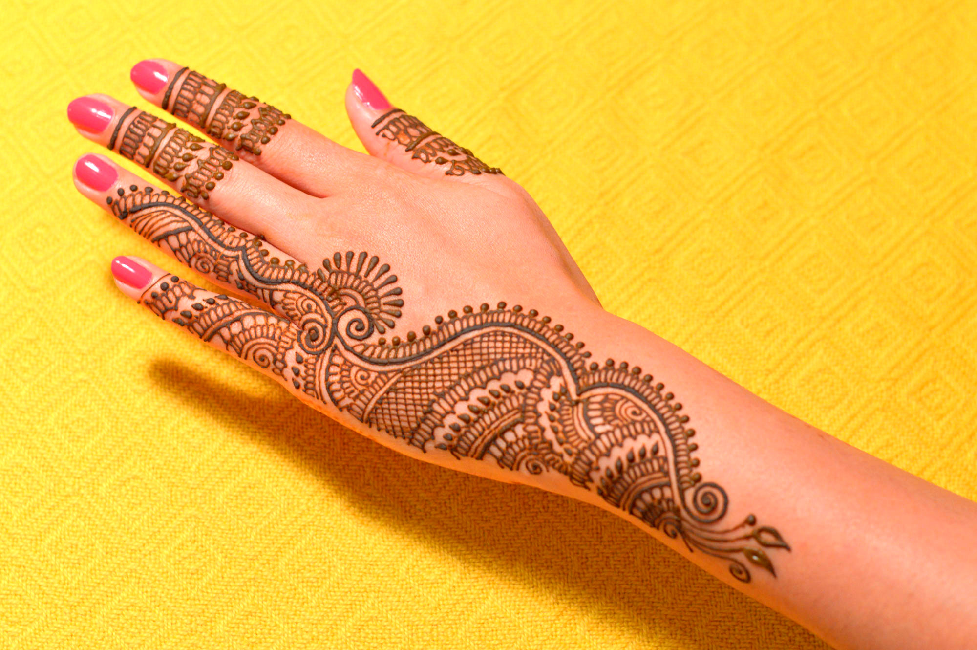 Traditional Henna Tattoo: TOP 10 TRADITIONAL HENNA DESIGNS FOR INDIAN TEEJ FESTIVAL