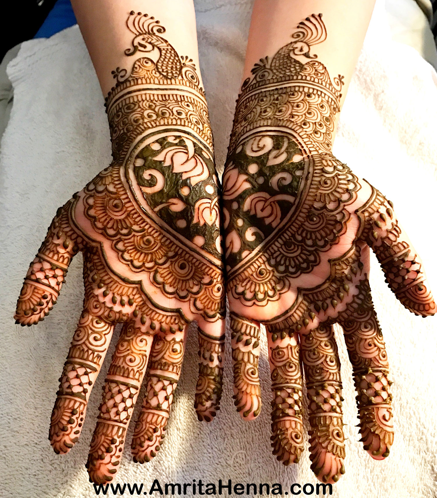 Intricate Mehndi Patterns : Top intricate traditional indian bridal henna mehndi