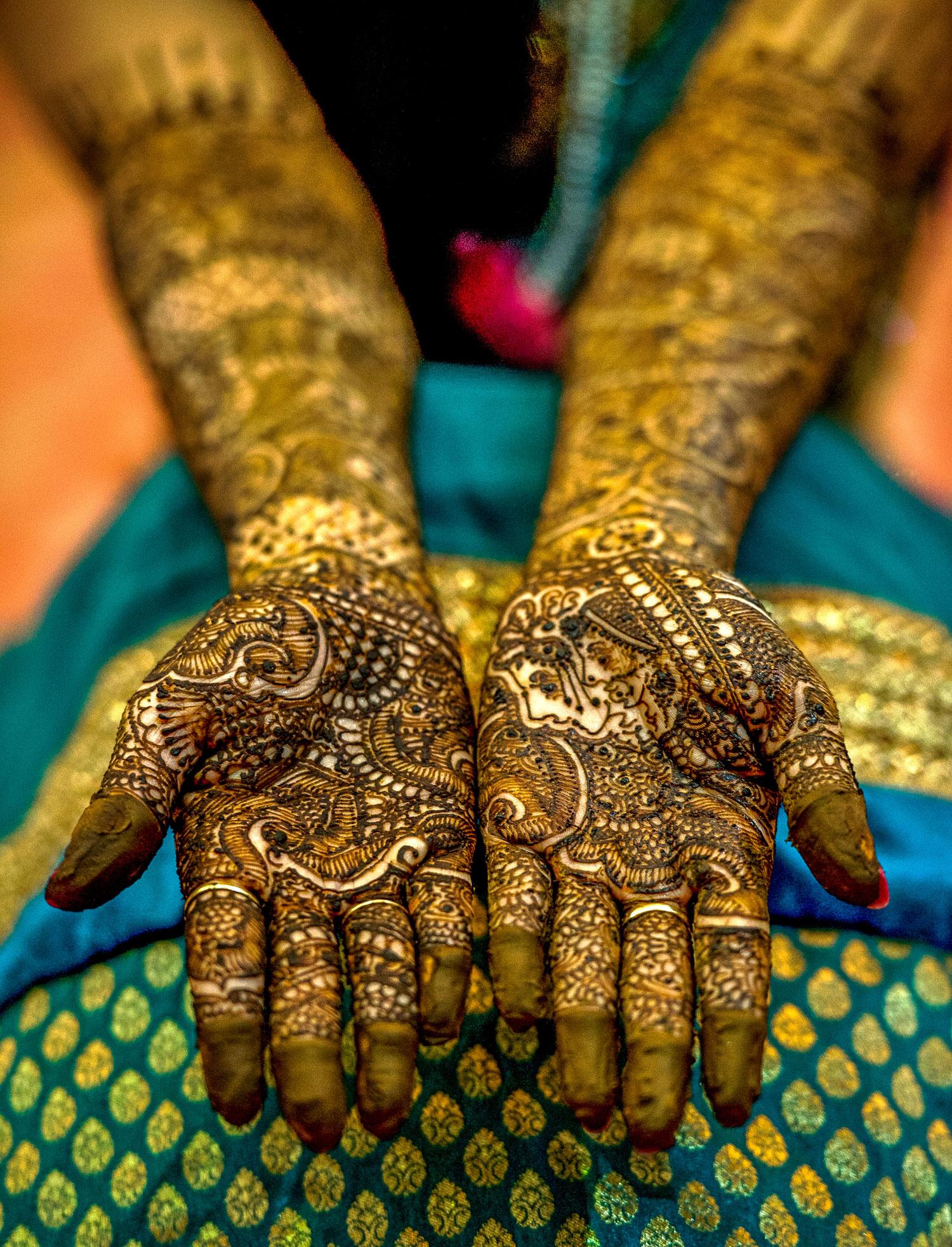 Information about Indian Mehndi Art Henna Tattoo Bridal Mehendi Photos