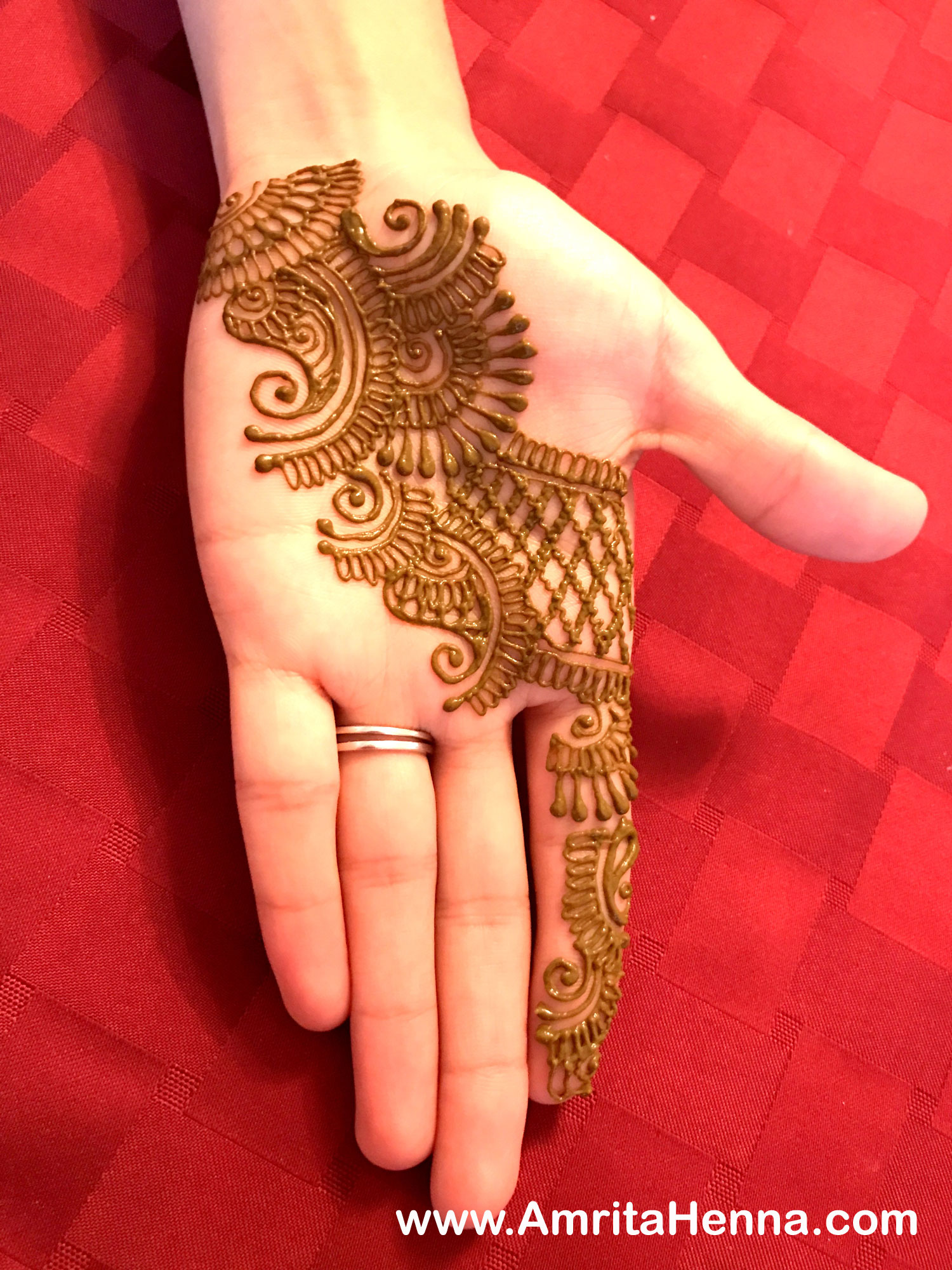 Top 10 Mehendi Designs for your friends Sangeet - 10 Best Henna Mehndi Designs for your Sisters Sangeet Party - Most Popular Sangeet Mehndi Designs - Latest Easy Mehendi Designs for a Sangeet Party - 10 Most Popular Beautiful Henna Designs for a Bridal Sangeet Party - Indian Weddings Henna Mehndi Designs