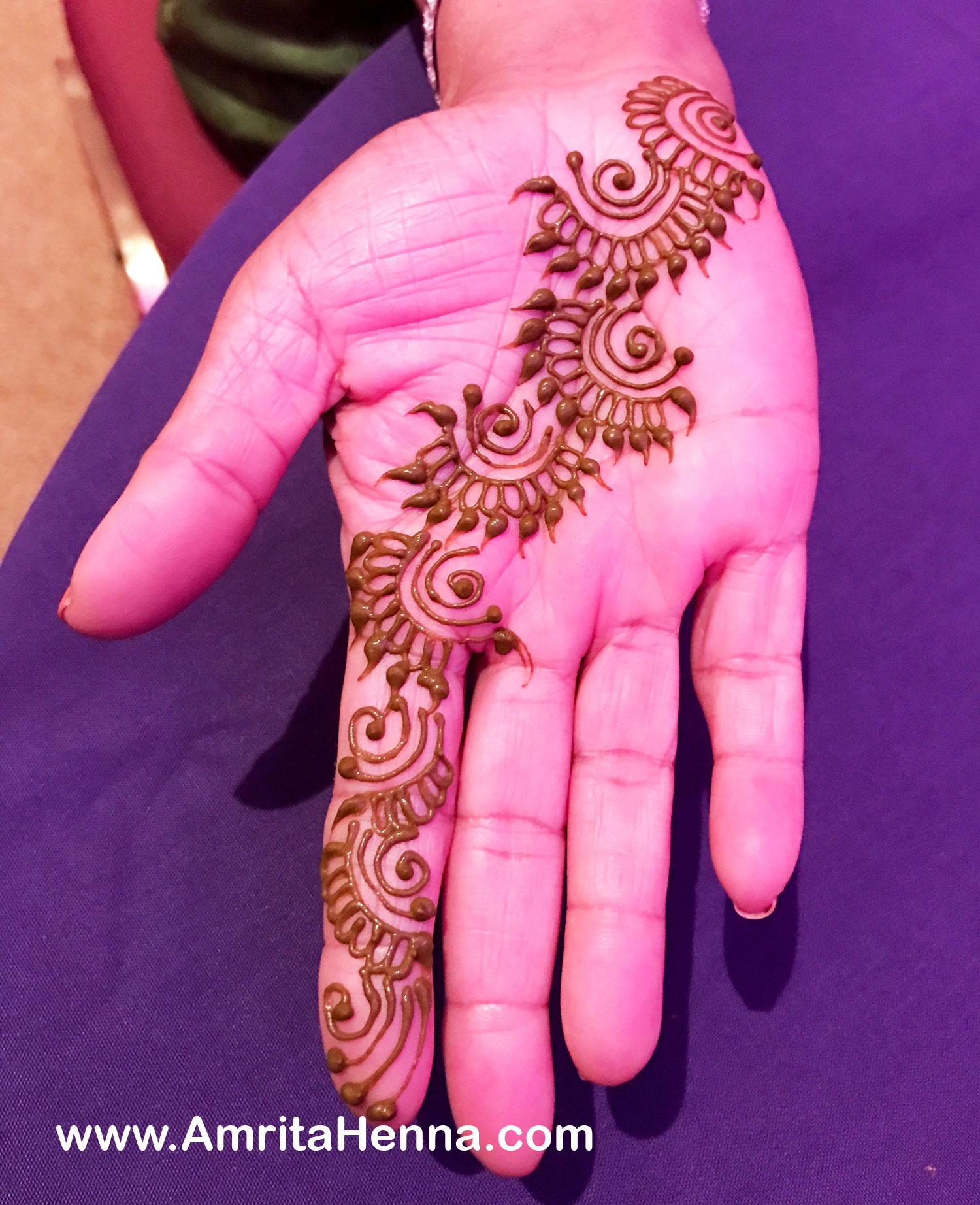 Top 5 Henna Designs for Beginners - Best 5 Latest Mehndi Designs for New Artists - Most Popular Mehendi Designs for Learners - Top 5 Simple and Easy Henna Designs for Starters - New 5 Easy and Quick Best Mehendi Designs